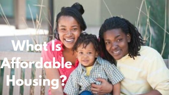 header image What Is Affordable Housing?