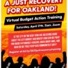 A just recovery for oakland flier