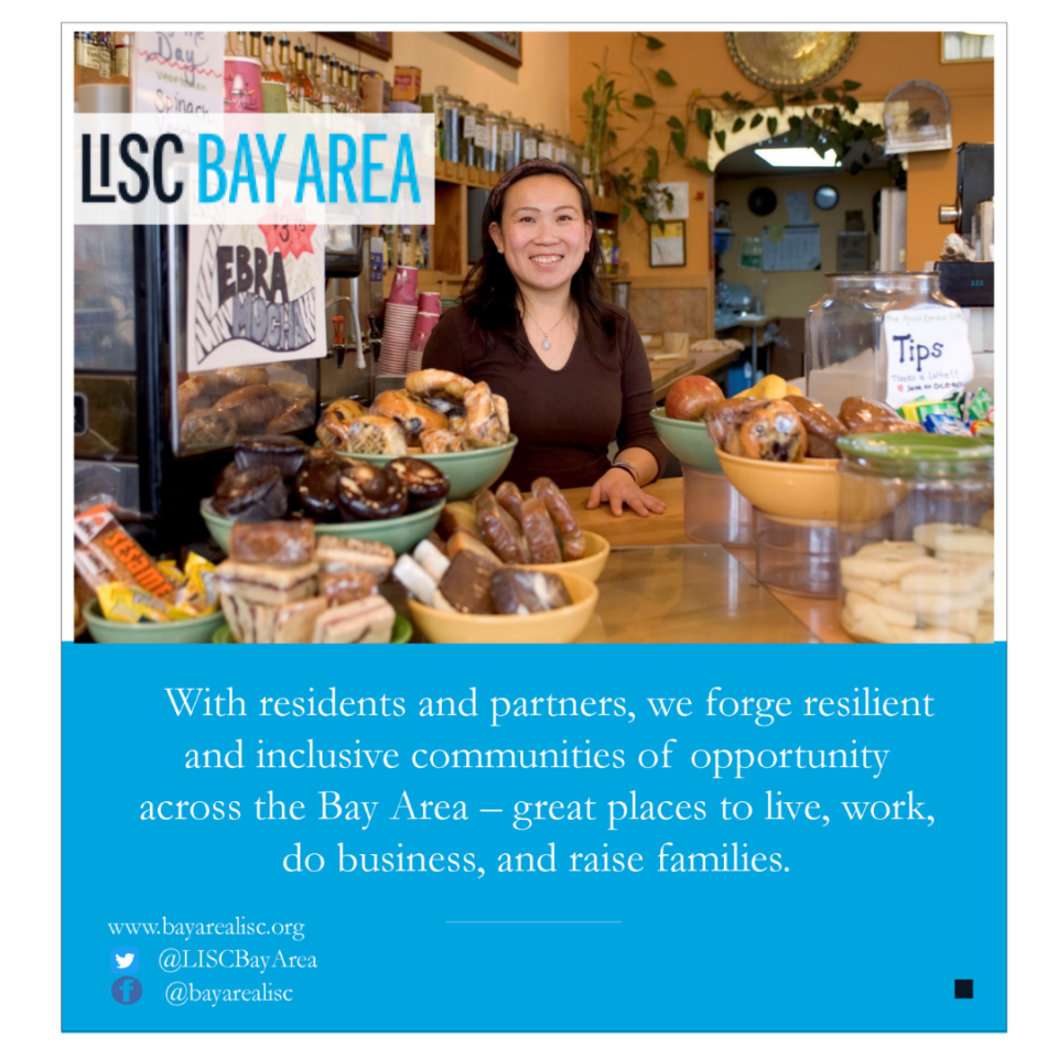 LISC Bay Area Ad