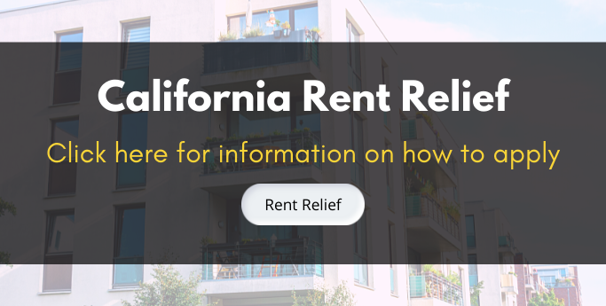 Lead image of apartment to go to California Rent Relief Information Page