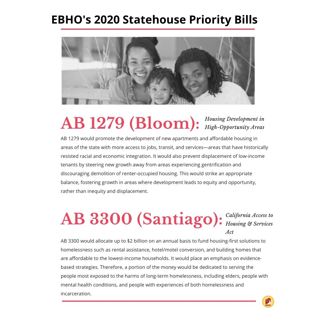 image header of two women and a baby, state bill endorsements