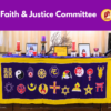 Faith and Justice Altar Image
