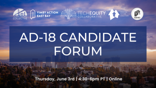 Event Title AD-18 Candidate Forum